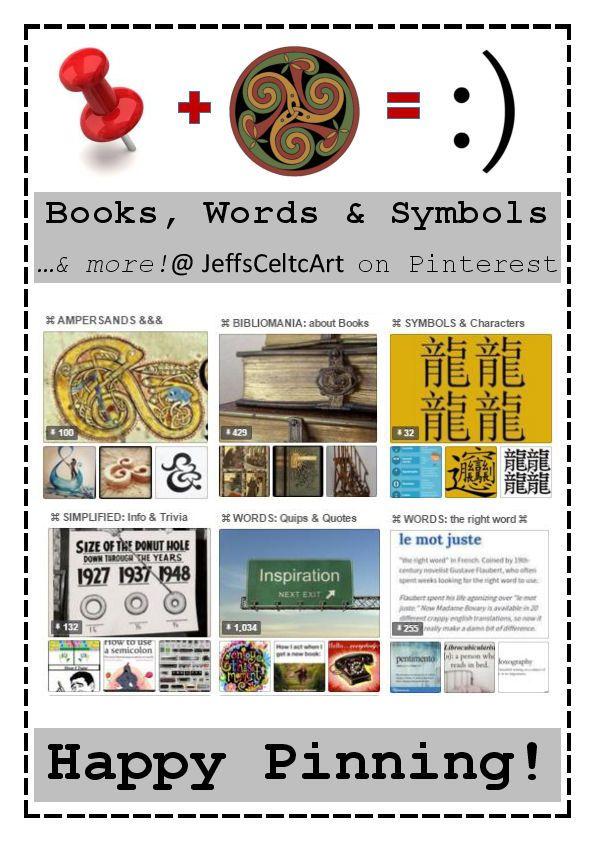 JeffsCelticArt... & more on Pinterest ★WELCOME to JeffsCelticArt ...& more!. ★Happy Pinning!★ https://www.pinterest.com/JeffsCelticArt/