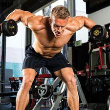 not quite barndoor delts  muscle  performance