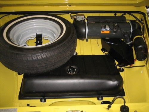 Vw Thing Parts Restoration German Motor Works The