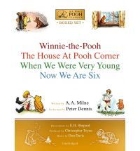 A A Milne S Pooh Classics Boxed Set Winnie The Pooh The House