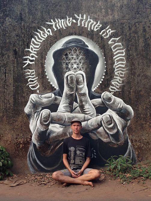 Street Art - Miles Toland