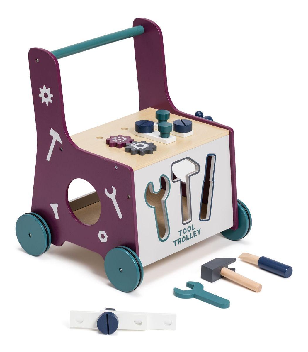 Hobie & Bear Lastebil Med Magnetlastning | Børn, Læring, Gaver