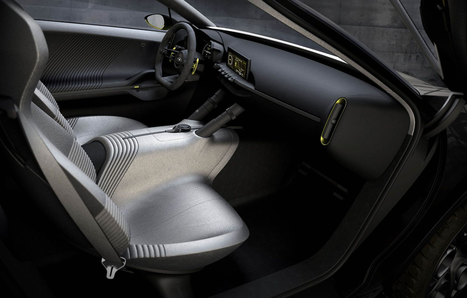 Kia Niro Concept Interior Automotive Interior Pinterest