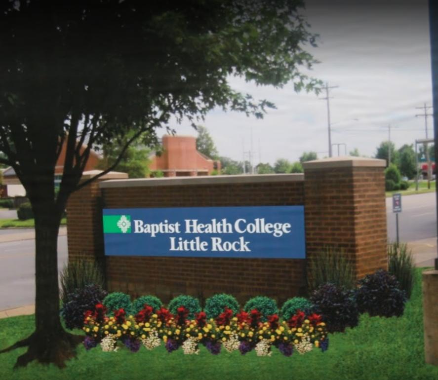 Baptist Health College Little Rock offers nine different
