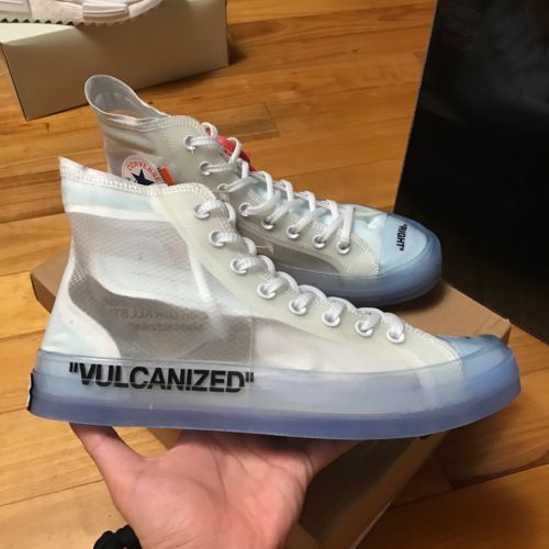 6292c4dd15b5aa Off white x Converse Chuck Taylor Size 10 Confirmed