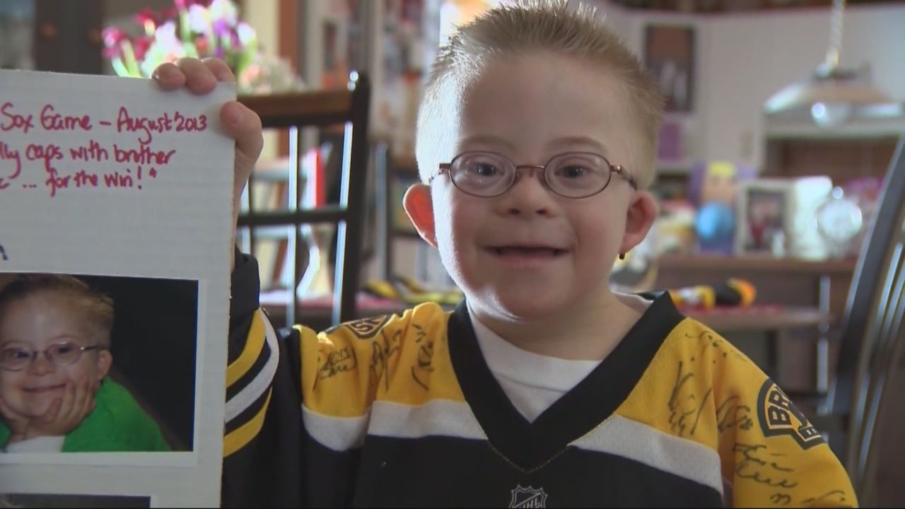 He is the little boy who stole hearts with a few fist bumps, and now he's trying to use his fame to raise money for a great cause.