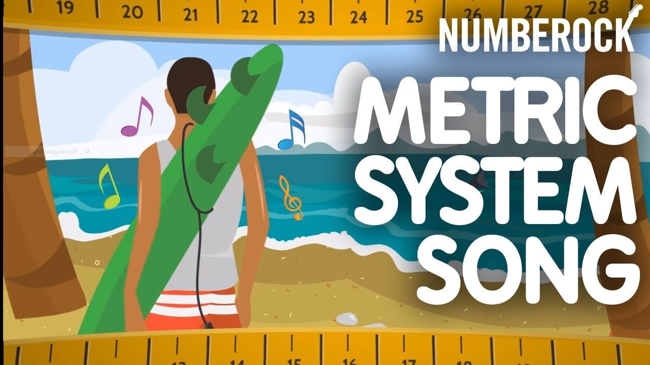 Metric System Conversions Song For Kids | Measurement Rap by ...