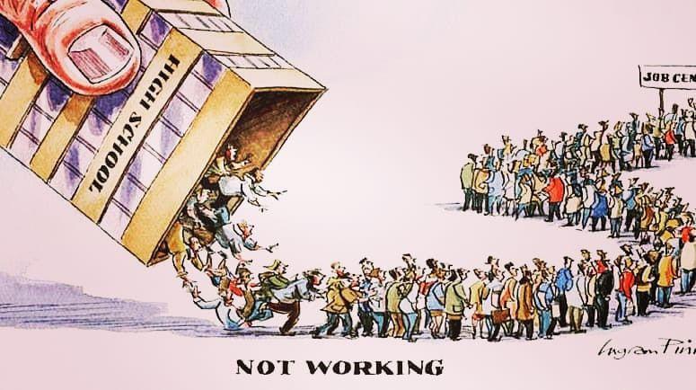 Unemployment in 2020 Unemployment, Technological