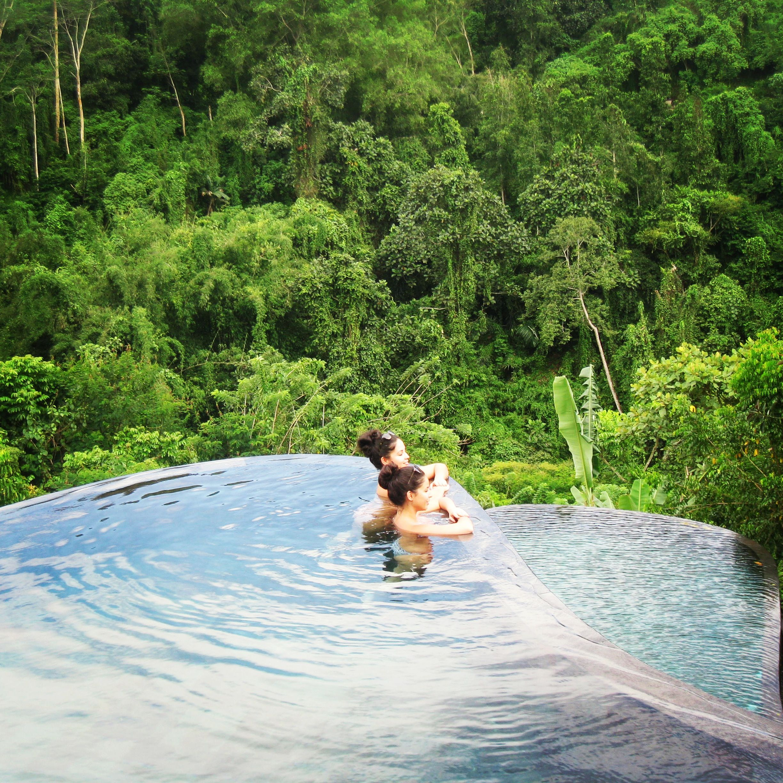 Perfect honeymoon destination? Hanging Gardens, Ubud - Bali