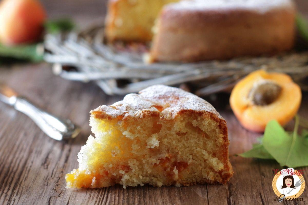 Ricetta torta di albicocche bimby