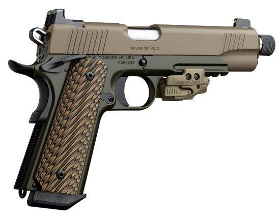 Kimber Warrior Soc Tfs 45 Acp 3000287 Hand Guns Pistol Kimber