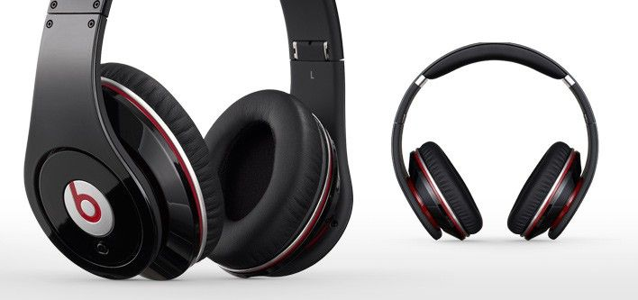 $259 for a Pair of Monster Beats by Dr. Dre Studio Headphones #music #beats