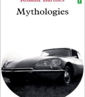 Roland Barthes Mythologies Pdf