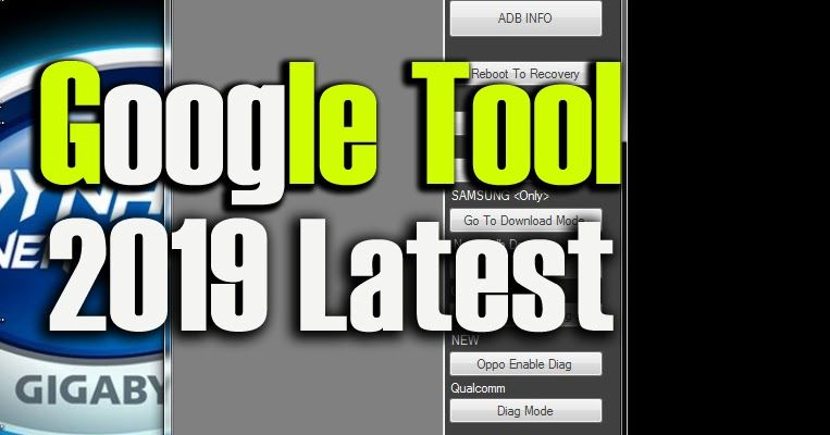 DownloadGoogle Tool 2019 Feature: ADB Info Reboot To Recovary Reboot