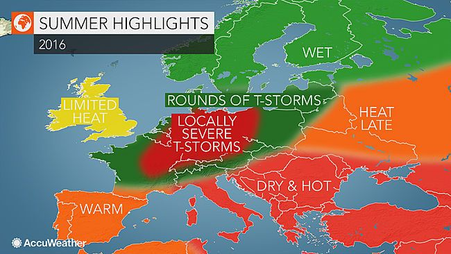 Accuweather Severe Weather Map.Pin By Dan Pop On Weather Weather Weather News Summer