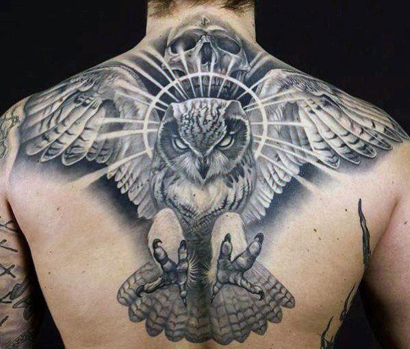 Top 77 Skull Tattoo Ideas 2020 Inspiration Guide Back Tattoos