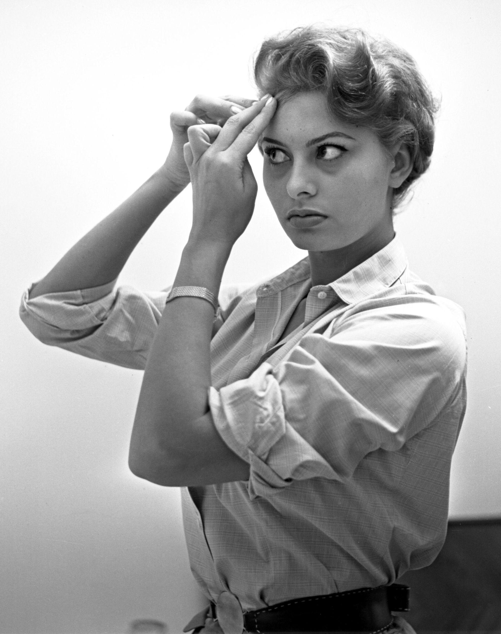 1960s Hairstyles Hairstyle Hairstyle Ideas Vintage Lange Haare Lange Haare Manner Sophia Loren