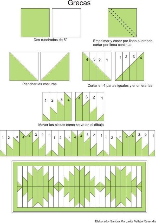 e9def73d8299f0f6647073586a9eac61.jpg 600×858 pixels   Quilt Blocks ...