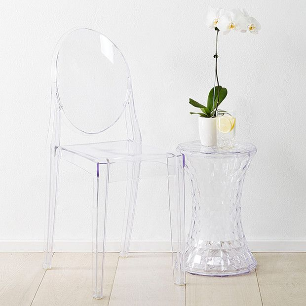 Replica Phillippe Starck Louis Ghost Chair