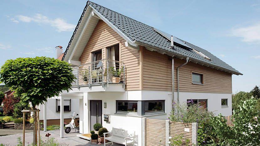 Schmales Hauskonzept - E 15-150.2 - SchwörerHaus KG