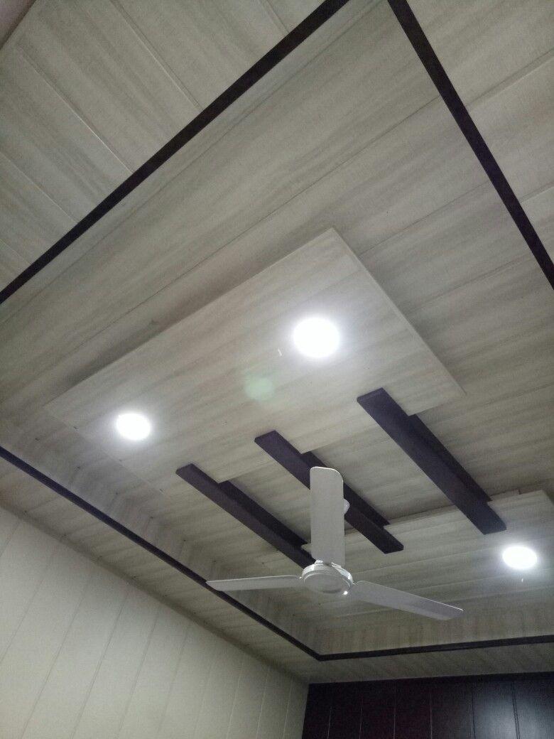 Pin By Eduardo Subera On Hamza Pvc Ceiling Design House Cei