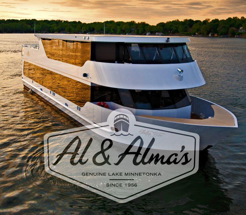 Lake Minnetonka Boat Cruises, Dinner Cruises