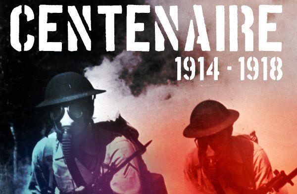 2014-2018 The Great War Centenary 1914-1918