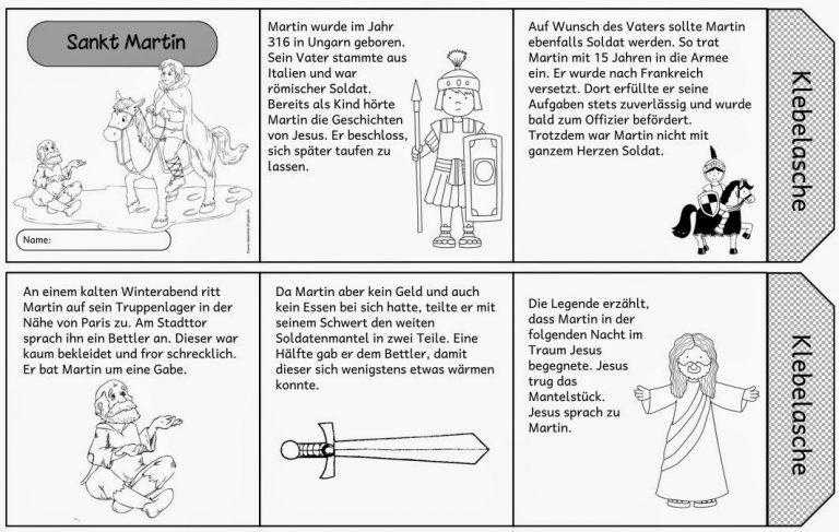Leporello Archive   Ideenreise - Blog #sanktmartinbasteln
