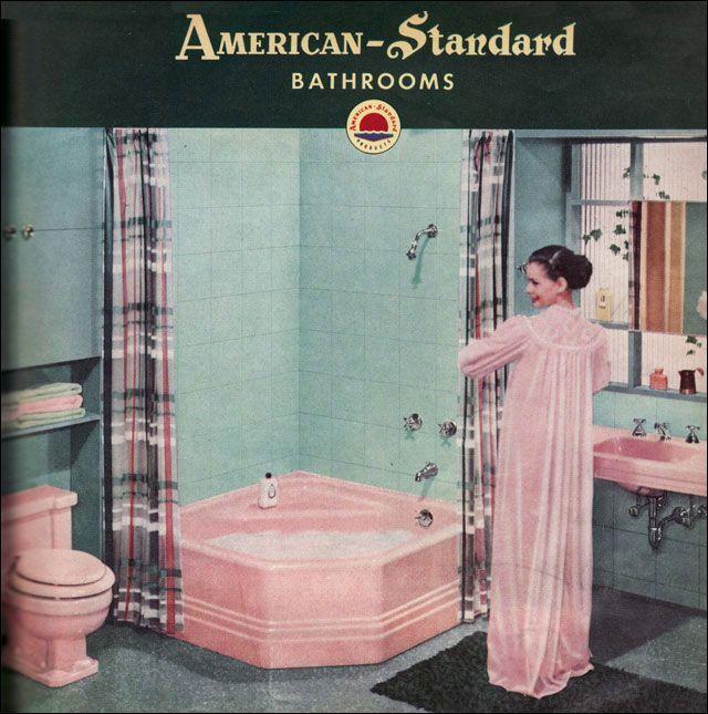 American Standard has been a mainstay of bathroom plumbing fixtures ...