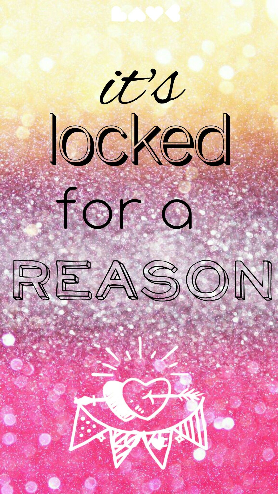 It S Locked For A Reason Glitter Phone Wallpaper Dont Touch My Phone Wallpapers Scary Wallpaper