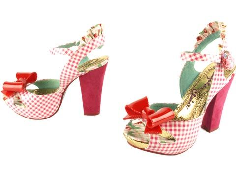 Irregular Choice: Love Bug  ~wish I could wear...