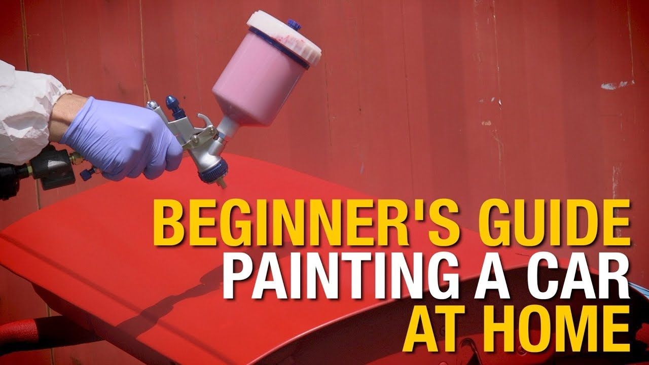 Beginners guide how to paint a car at home in 4 easy steps beginners guide how to paint a car at home in 4 easy steps eastwood solutioingenieria Gallery
