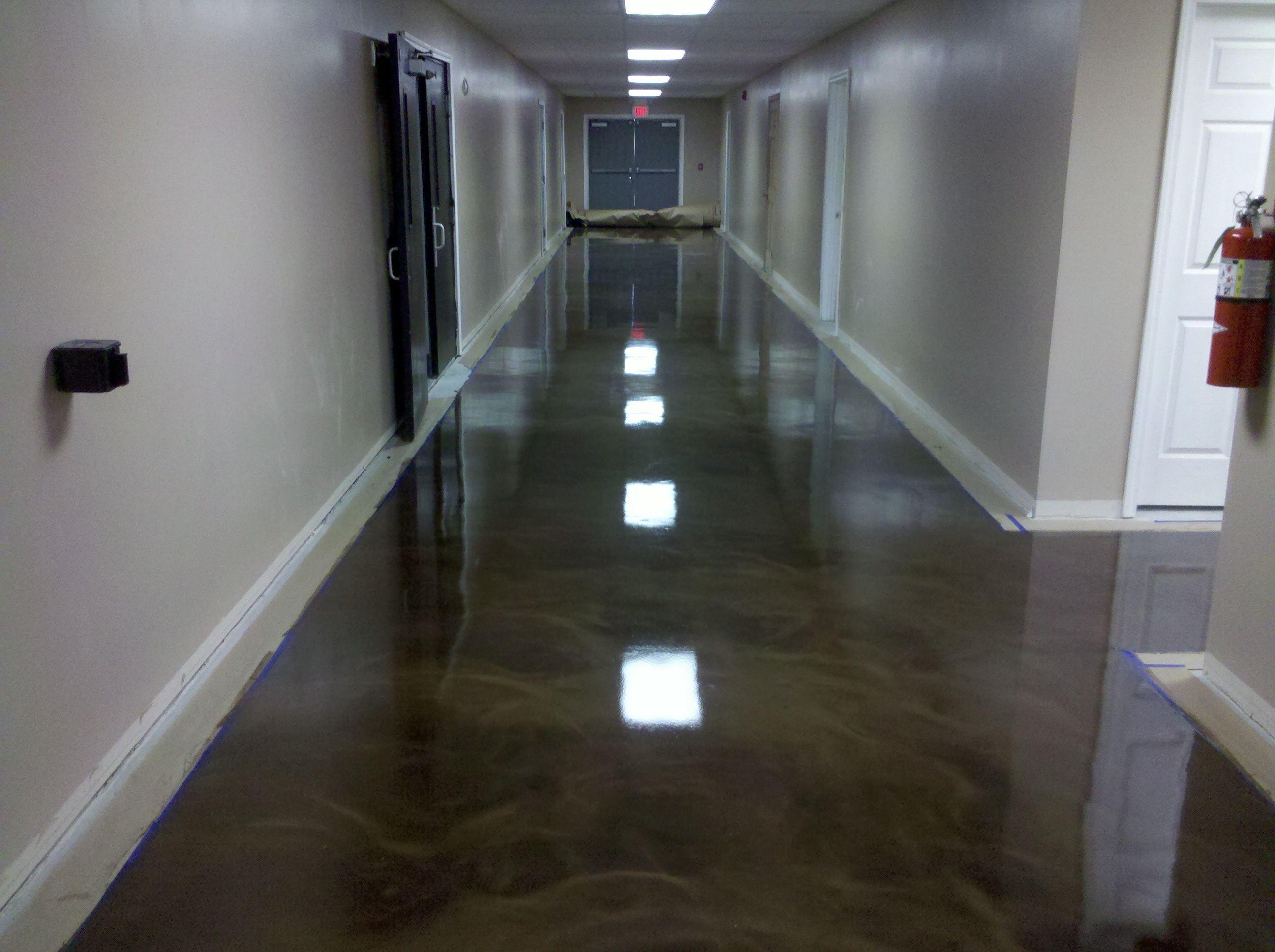 reflector epoxy commercial floor in north jersey