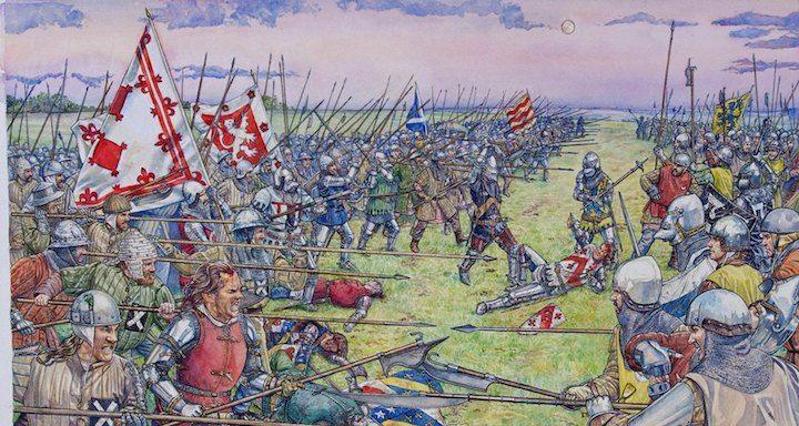 Risultati immagini per la guerra delle rose