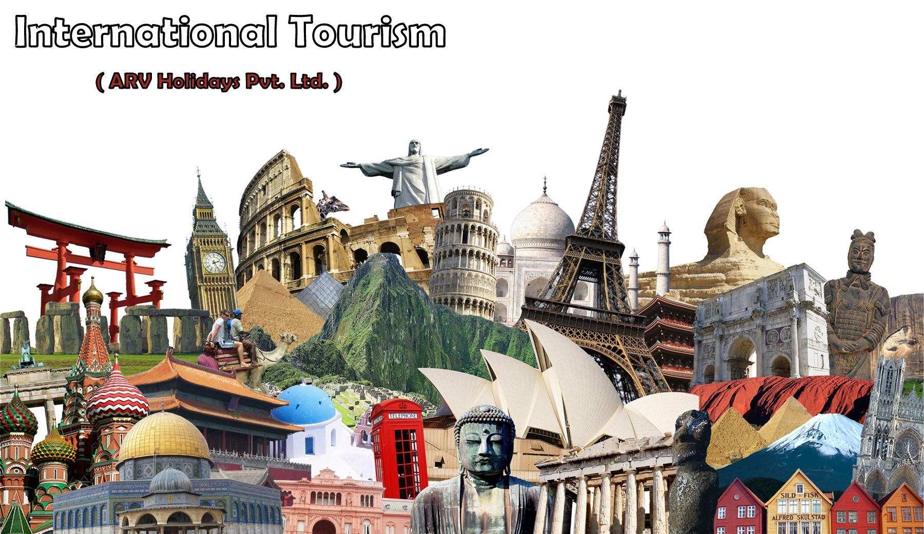 The beautiful foreign countries of Singapore, Dubai, Bali, Hong Kong, etc. are enriched with the beauty of beaches, greenery, wonderful things, etc. You can book Cheap & Best International Tour Packages to enjoy in these countries.  Read more :- http://goo.gl/k7eBUj