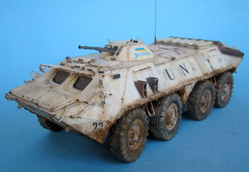 BTR-70 UNPROFOR