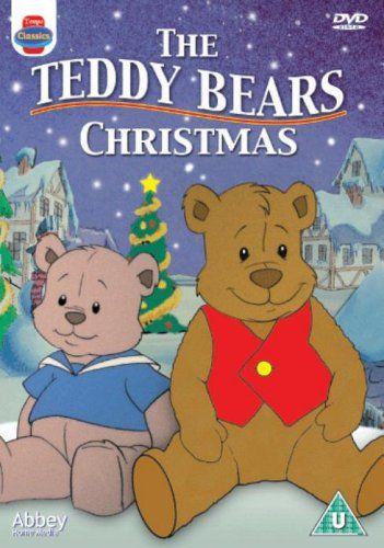 The Teddy Bears Christmas Dvd Amazon Co Uk Dvd Blu Ray Teddy Bear Free Movies Online Teddy