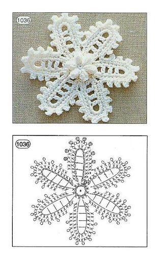 Freeform, Irish crochet - Tatiana Alexeeva - Picasa Web Albums ...