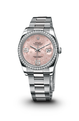 WOMEN'S DATEJUST 36 MM WATCH - ROLEX Timeless Luxury Watches