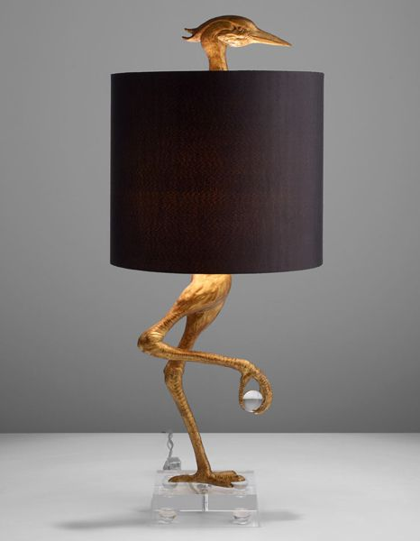 Cyan Design's Deep Rooted History of the Ibis Table Lamp on