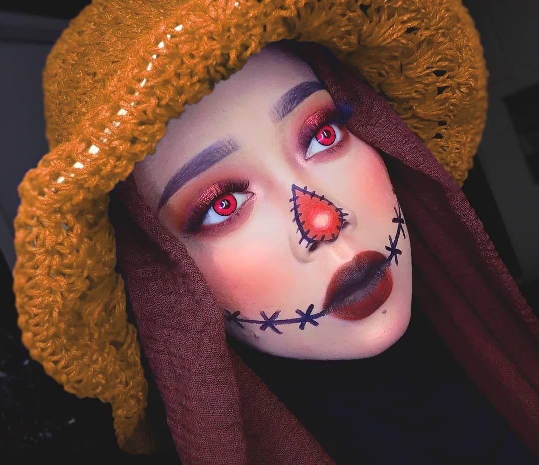 Pin by Luxyhijab on Hijab Halloween looks Halloween