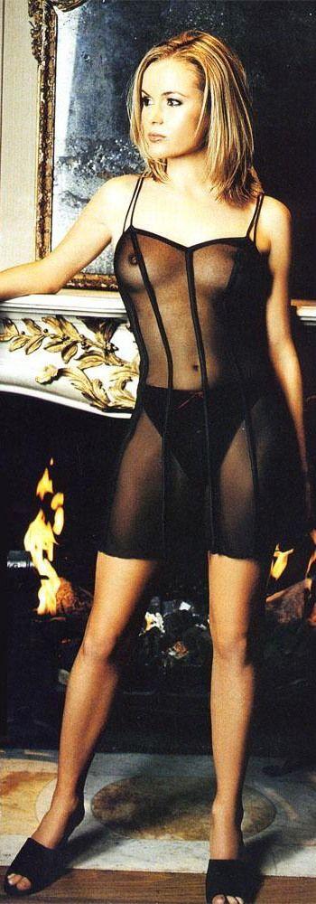 Amanda Holden | stocking top | Pinterest | Amanda holden
