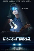 Midnight Special (2016)    Alton Meyer: Dad?  Roy: Yeah?  Alton Meyer: Are you scared?  Roy: Yes.  Alton Meyer: You don't have to worry about me.  Roy: I like worrying about you.  Alton Meyer: You don't have to anymore.  Roy: I'll always worry about you Alton. That's the deal.