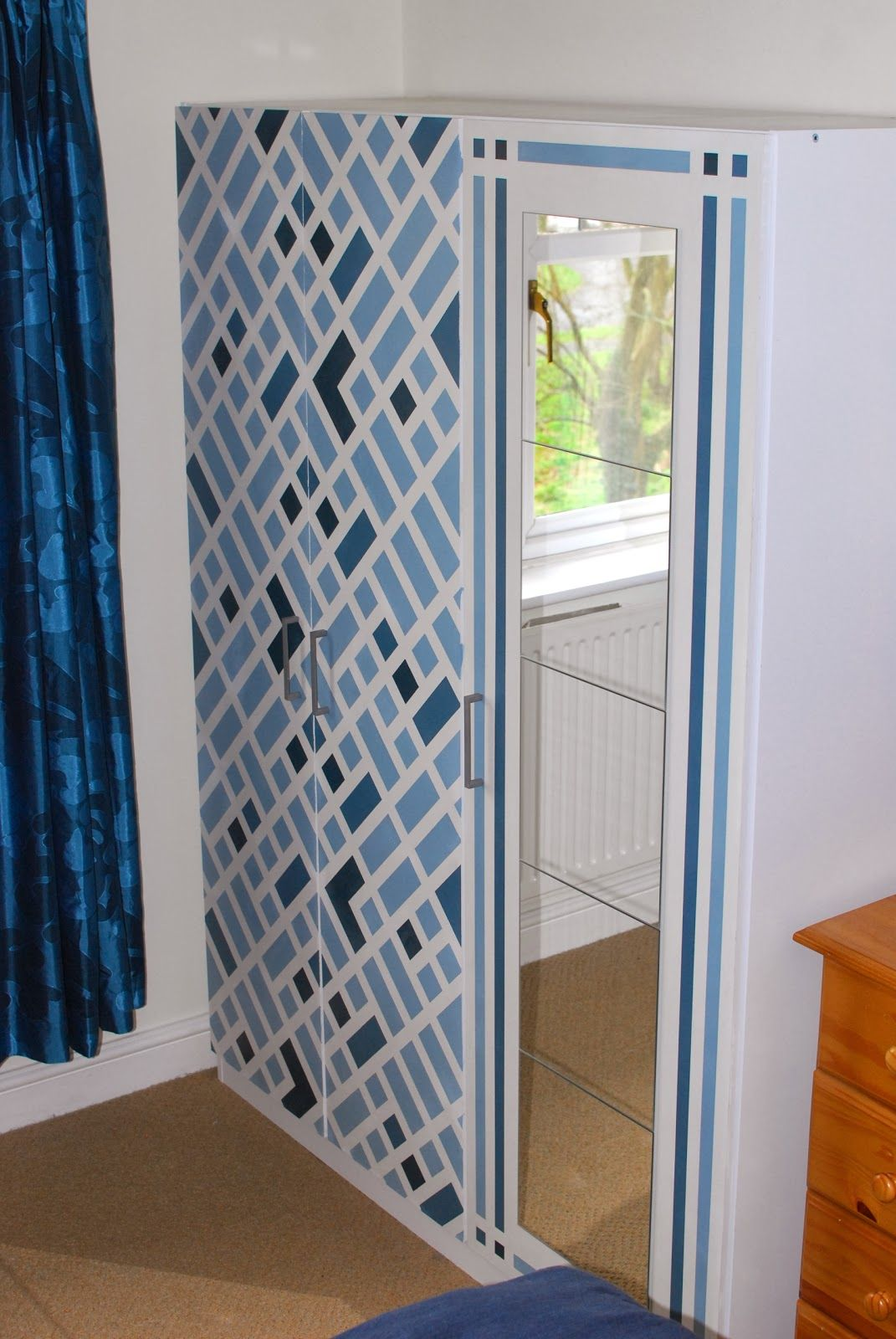 Think Make Do Learn Ikea Dombas Transformation Bedrooms