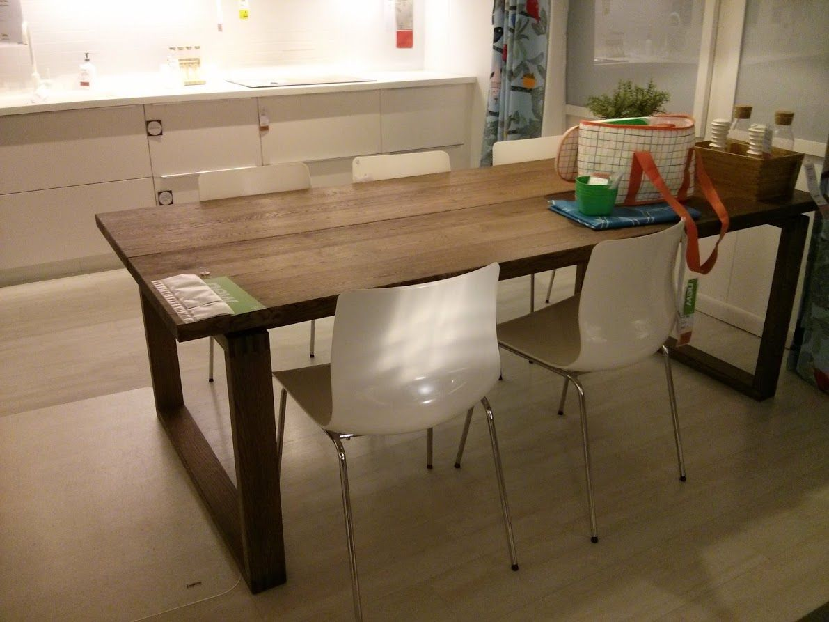 Ikea Morbylanga table 699 Dining room renovation  : 9ed3291e94d401accec9be499fa42339 from www.pinterest.com size 1191 x 893 jpeg 141kB