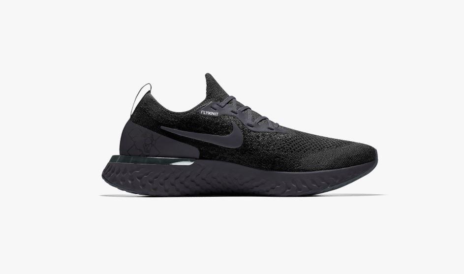 Customise The Patta x Track Mafia Nike Epic React React React Flyknit On Nike iD de3da2