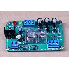 Components Kit for G2R-2 Speaker Protection Board AC 12V-18V 0.5A amplifier