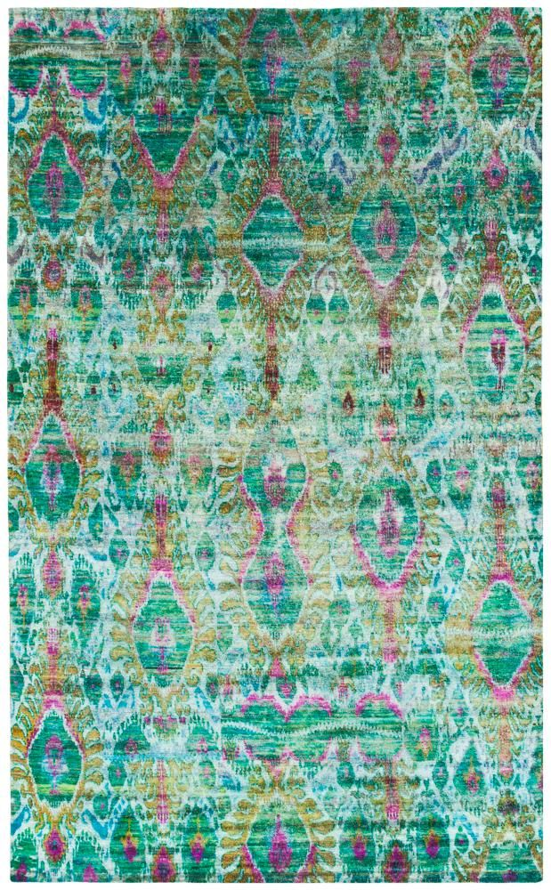 The Most Beautiful Collection Of Rugs Aquasilk 7 8 X12 Abc Carpet Home