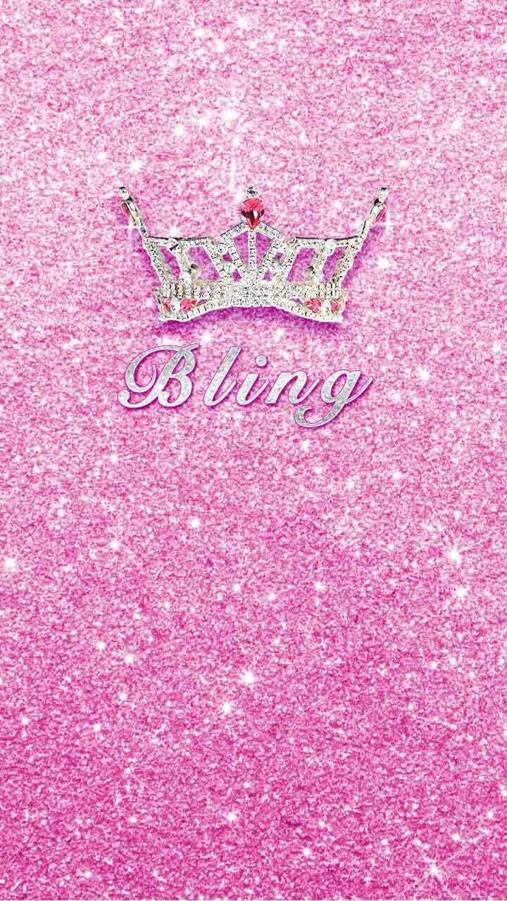 Pink Bling Wallpaper Bestpicture1 Org