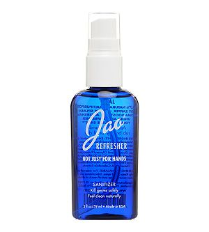 Jao Hand Refresher 2 Oz Jao Hand Refresher Makeup Artist
